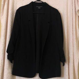 Black Blazer from Suzy Shier